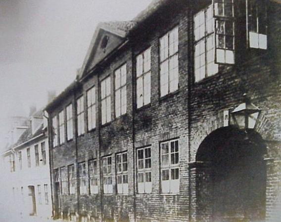 Kongensgade 12 A-B 3000 Helsingør lå den tidligere Helsingør Latinskole