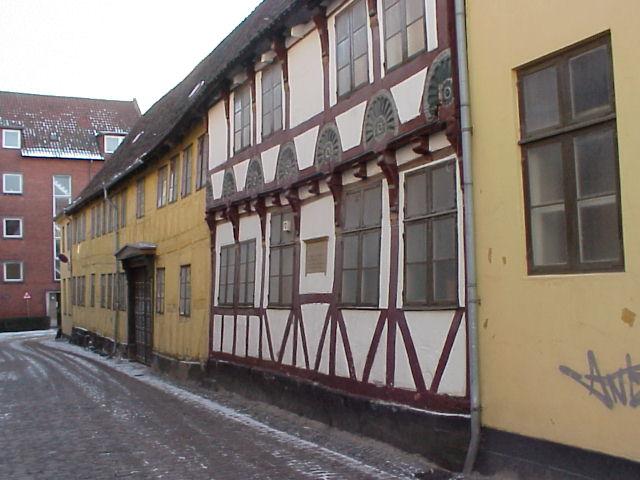 H.C. Andersen og fattigskolen i Odense 1813 - 1819 | H.C. Andersen Information