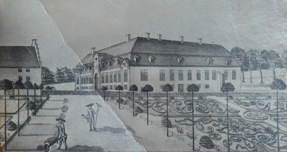 Det ældre Glorup Slot