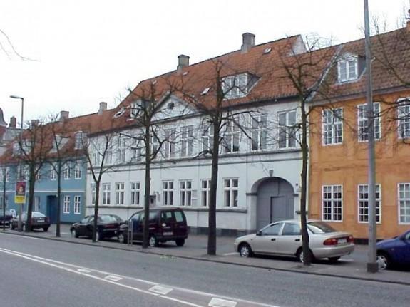 Helsingør Latinskole set fra gaden 2002
