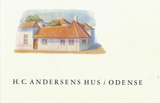 H.C. Andersens Hus i Odense ...igennem 50 år.