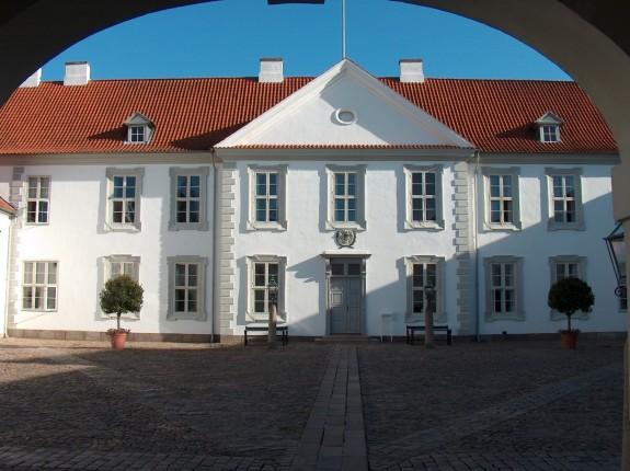 Odense Slotsgård anno 2006