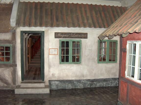 Rekonstruktion Slagelse Latinskole – Slagelse lærde Skole. Foto Lars Bjoernsten