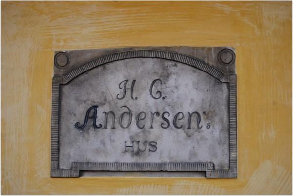 H.C. Andersens Hus i Odense