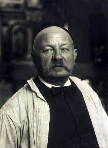 Kristian Zahrtmann. Kilde Det Kongelige Bibliotek