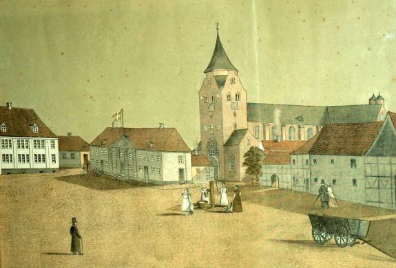 Aarhus Torv. Foto Lars Bjørnsten