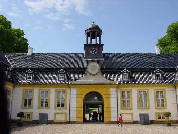 Glorup Slot 2007. Foto Lars Bjørnsten Odense