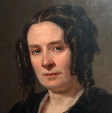 Henriette Wulff 1855. Foto Lars Bjørnsten
