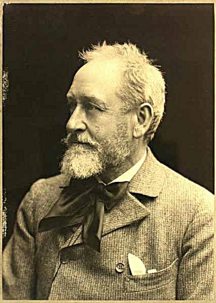 Nicolai Bøgh. kilde: Wikipedia