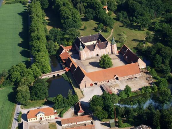 Holsteinborg. Foto Olav Sejeroe 2008