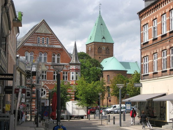 Ringsted. Foto  Wikipedia