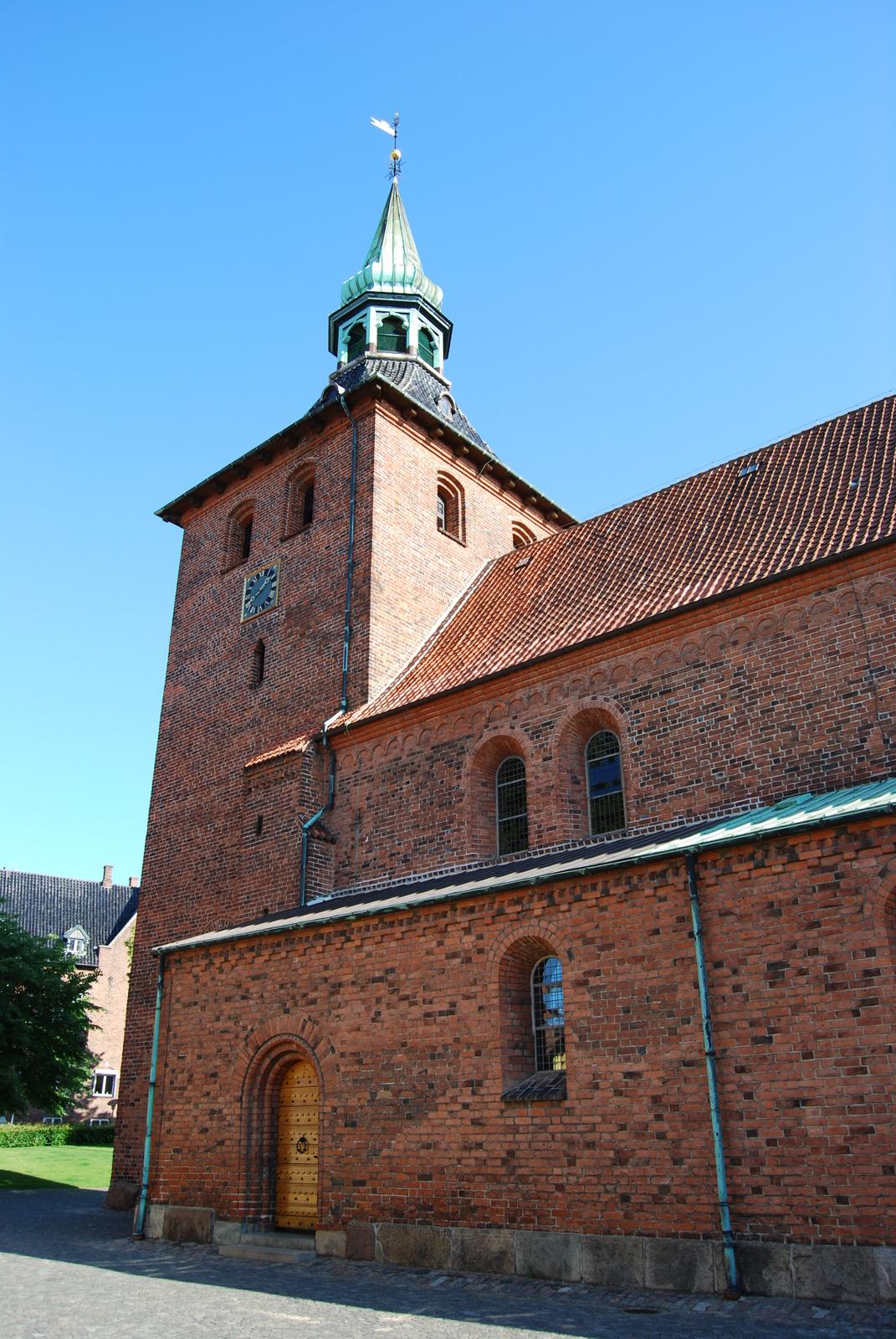 Sct Nicolai kirke i Svendborg. Foto Lars Bjørnsten Odense 2009