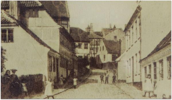 Hulgade Svendborg. Kilde Svendborg kommune
