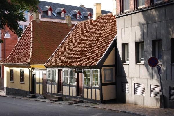 H.C. Andersens barndomshjem
