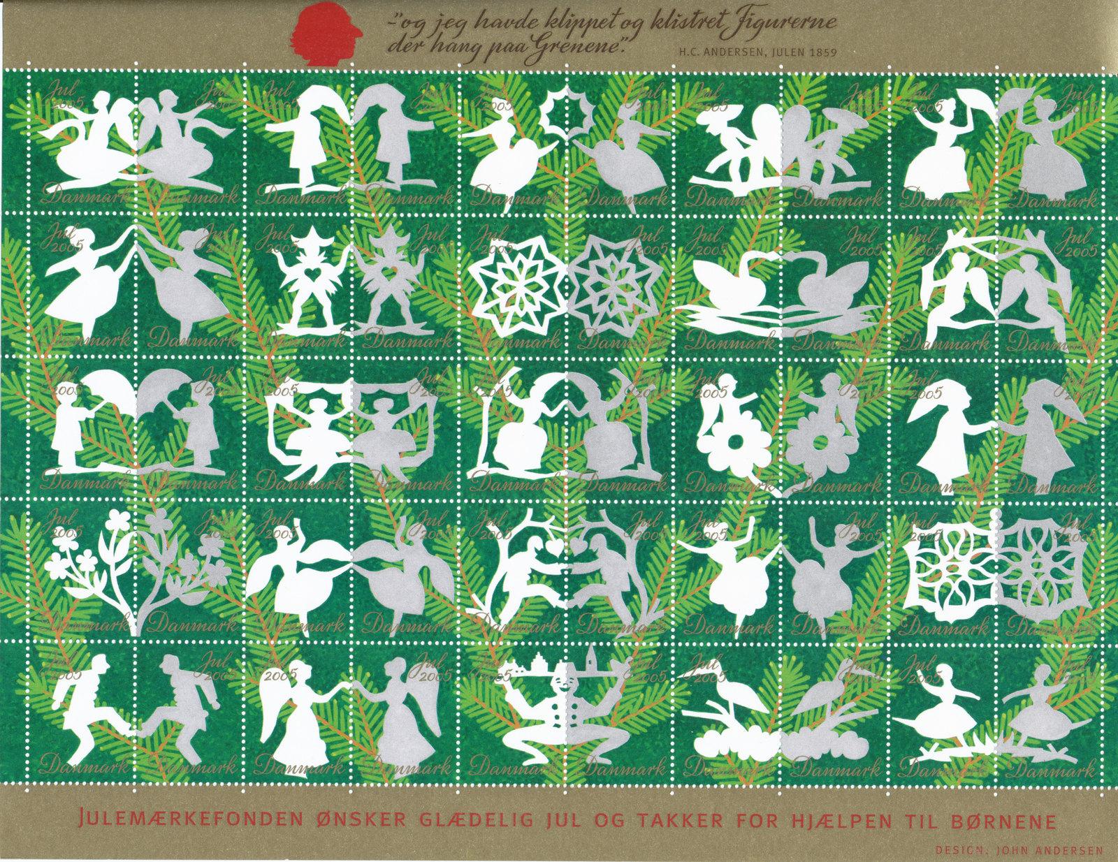 julemærket 2005