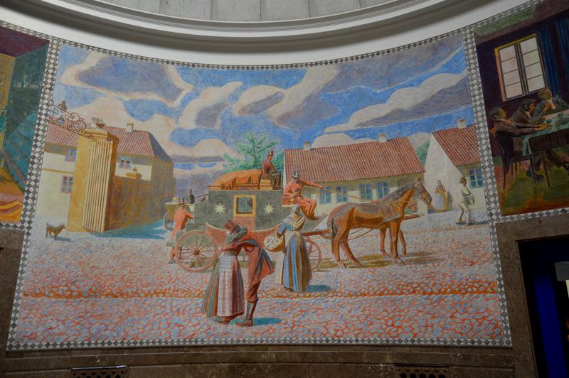 Mindehallen H.C. Andersen Hus. Foto Lars Bjørnsten