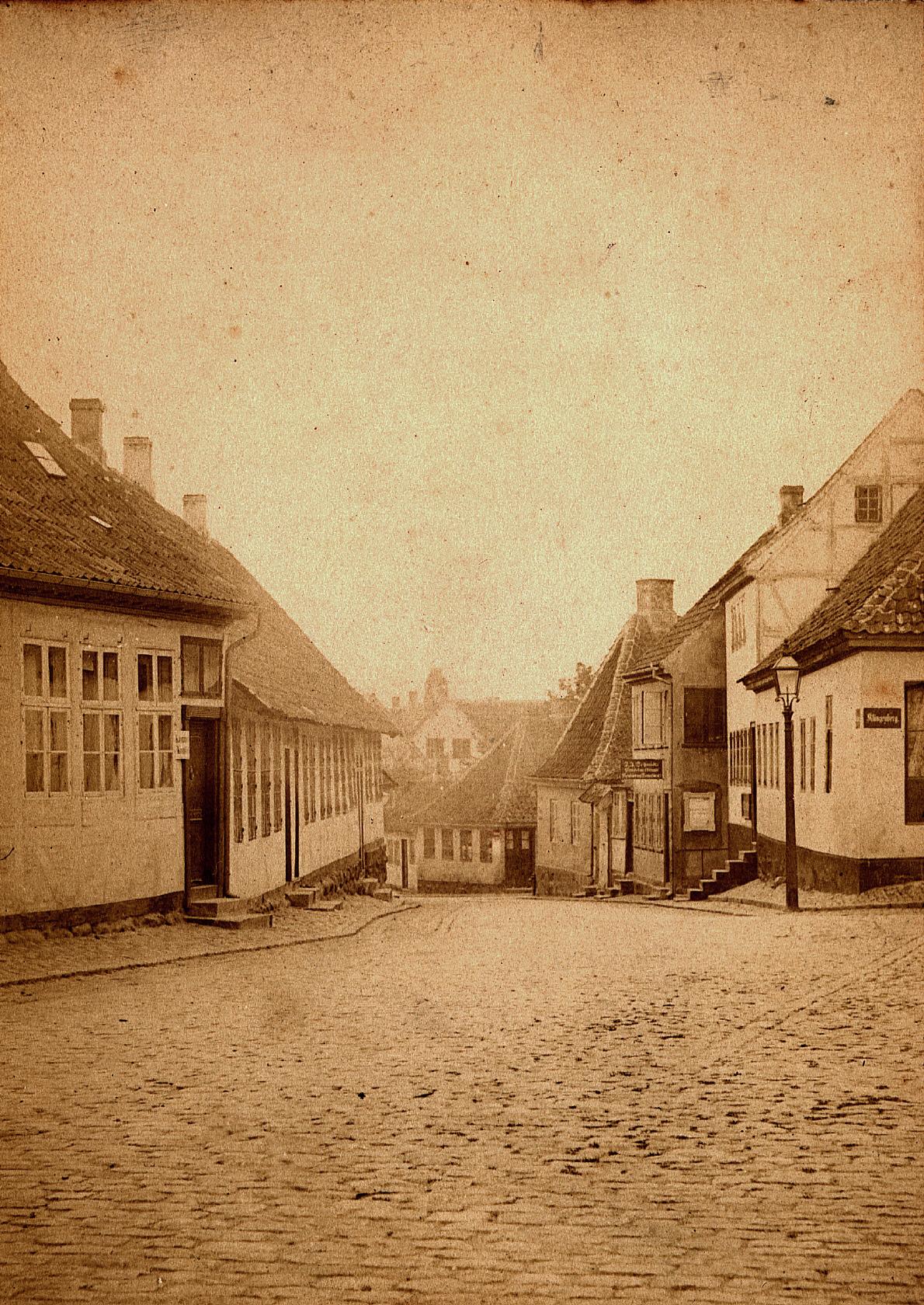 Klngenberg, Munkemøllestræde