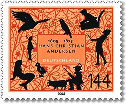 Briefmarke_Hans_Christian_Andersen