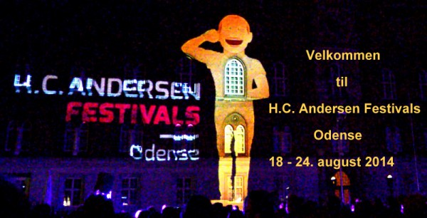 H.C. Andersen Festivals  18 – 24. august 2014
