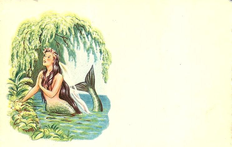 Vilhelm Pedersen: Den lille Havfrue | H.C. Andersen Information