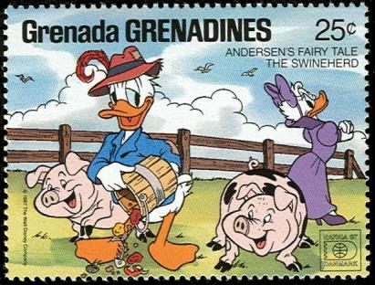 grenadine-svinedrengen