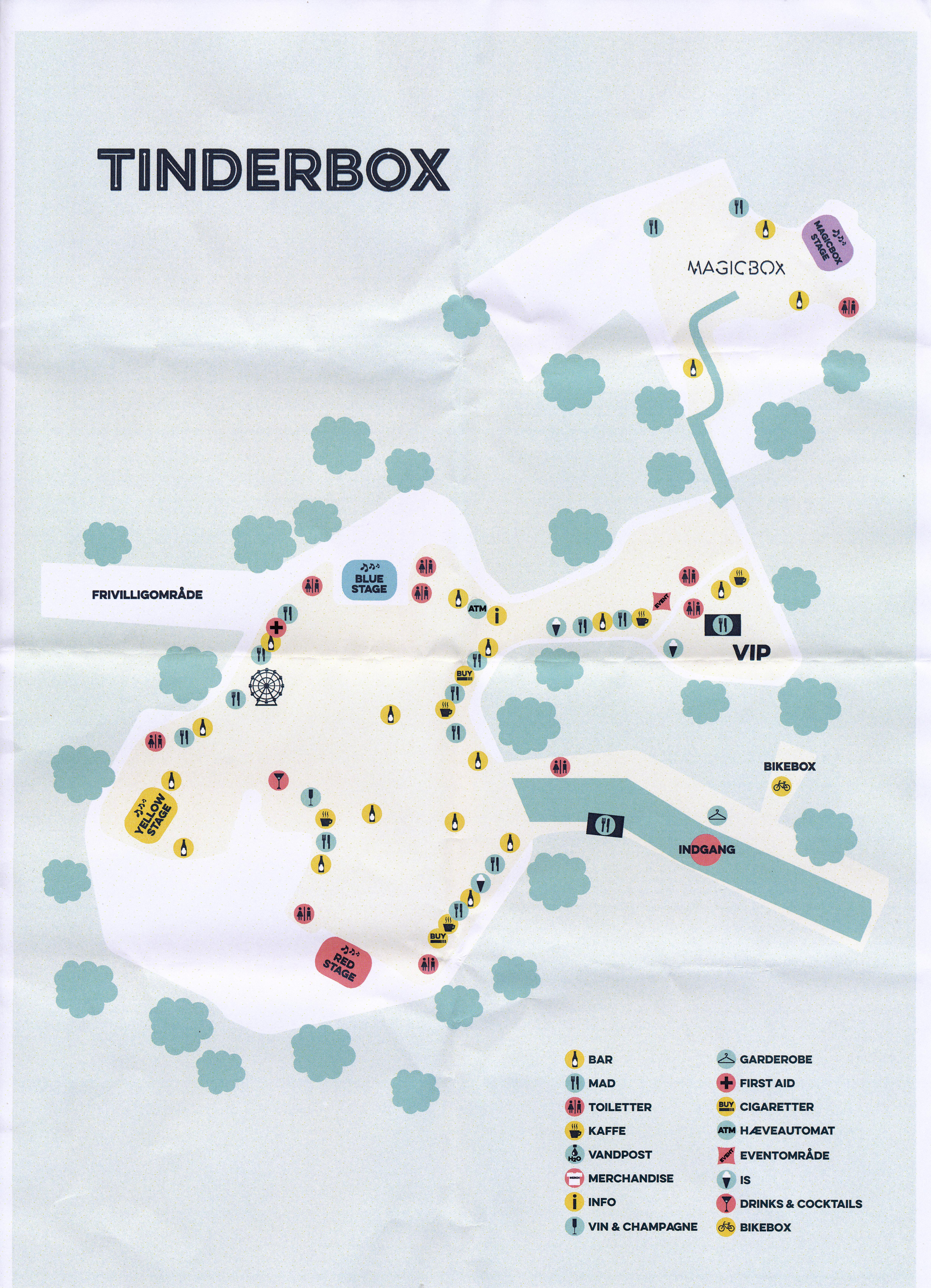 Tinderbox Kort Kort
