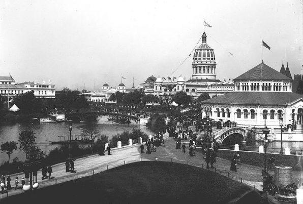 H.C. Andersen på verdensudstillingen i Chicago 1893