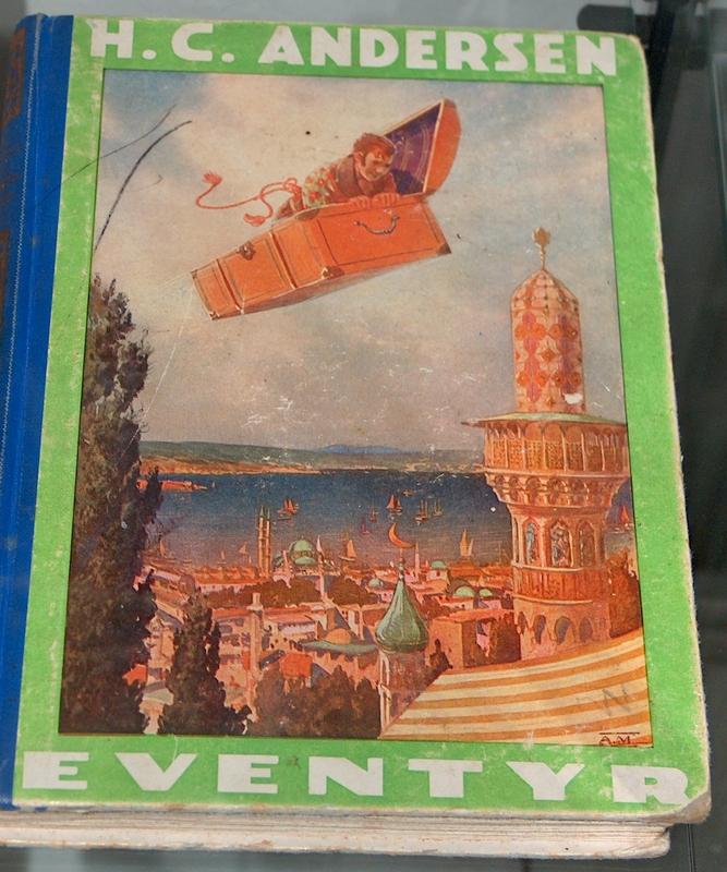 den flyvende kuffert eventyr